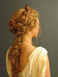 The Journey: Elizabethan Hair Styles