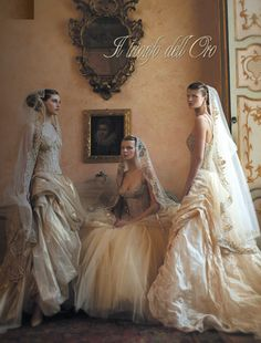 The Ethereal & Enchanted Wedding Gowns of Atelier Aimee @ Enchanted Dream Weddings & AffairsEnchanted Dream Weddings & Affairs