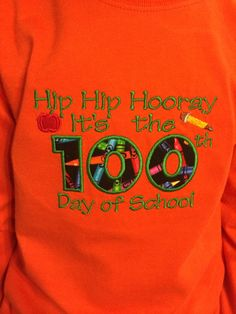 Joshua's 100th Day of School shirt #100