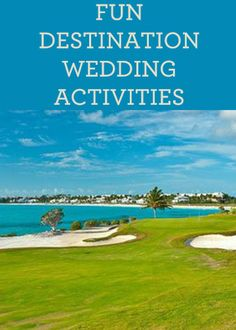 Activities for you, your guests, your #wedding party!