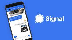 Signal (Das Große Tutorial) Wie funktioniert der sichere Messenger? - YouTube Ads, Youtube, Communication, Youtubers, Youtube Movies