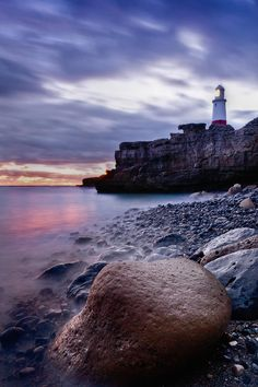 ✯ Portland Lighthouse - Dorset, UK