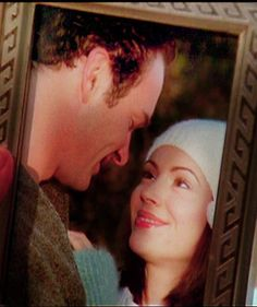 Phoebe and Cole from Charmed