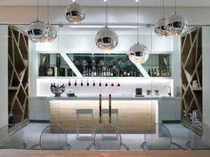 Chic & Contemporary Wine Bar!