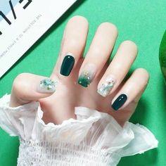 Pin on Nail´s Pin on Nail´s Best Acrylic Nails, Acrylic Nail Designs, Stylish Nails, Trendy Nails, Asian Nails, Korean Nail Art, Asian Nail Art, Nail Art Designs Videos, Kawaii Nails