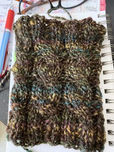 Knitting Boot Cuffs Trial and Error – New England's Narrow Road Knitting Stitches, Knitting Patterns, Crochet Patterns, Stretchy Bind Off, Online Yarn Store, Orange Hats, Purl Stitch, Boot Cuffs, Yarn Over