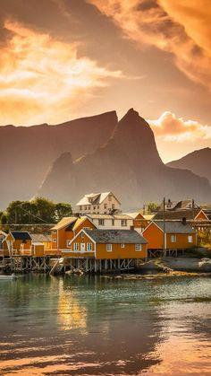 Lofoten, Places To Travel, Places To Go, Travel Destinations, Visit Norway, Norway Travel, Tromso, Belfast, European Travel