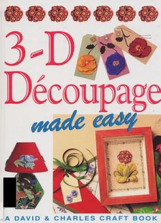 3D Decoupage Made Easy - Mary. XVIII - Álbumes web de Picasa