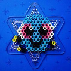 Baby Dory perler beads: