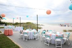 Florida Beach Weddings, All-Inclusive Florida Destination Weddings, Ceremony and Reception Packages Destin Florida Wedding, Florida Beaches, Wedding Planner, Destination Wedding, Coral Aqua, Anna Maria Island, Let's Get Married, Outdoor Furniture Sets, Outdoor Decor