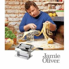 Jamie Oliver Pasta Maker | Jamie Oliver Pasta Maker, Enjoy pasta of the highest quality and a healthier diet with this great value and easy ...