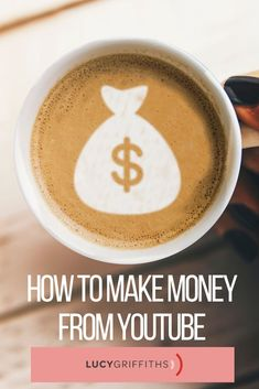 How I Sell Products Make More Money, Make Money Online, Lucy Griffiths, Blog Topics, Making Machine, Great Videos, You Youtube, How To Start A Blog, Youtubers