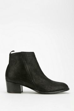 Modern Vice Carly Crinkle Heeled Ankle Boot #urbanoutfitters