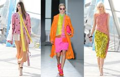 The top 7 trends for spring/summer 2016 from London Fashion Week