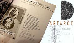 Livre ARTAROT et jeu complet de 22 Arcanes majeures. Édition limitée. 35$ t.t.c. par ARTQUEBEC.CA