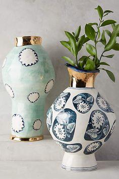Dreambirds Vase - anthropologie.com
