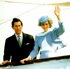 Diana & Charles - The Italian Tour _ Le 19 /20 Avril 1985 _ Suite