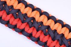 Make the Double Wide Soloman Paracord Survival Bracelet - BoredParacord