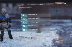 The Division - Hopefully This Assassin's Creed Outfit Isn't Fake