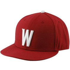 c5842cc4d52 Nike Washington State Cougars True Authentic Fitted Baseball Hat  GoCougs