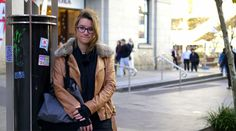 """""""I am from Reunion Island, they speak French, and it's off the coast Madagascar.  I made a friend in Perth through an online game and decided to visit and learn English.  I'm sixteen and don't know what to do with my future.  I'm thinking of coming back to Perth to live when I turn eighteen."""""""