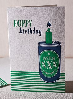 Birthday Cards for Men   Oh So Beautiful Paper