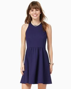 charming charlie   Pixie Fit and Flare Dress   UPC: 400000100876 #charmingcharlie