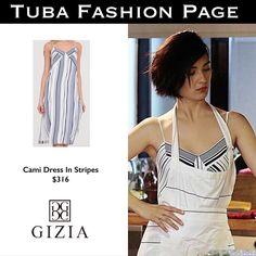 #TubaBüyüküstün's Dress by @giziagate   $316 🕊💙  -  As Sühan in #CesurVeGüzel Ep: 29   #tuba_büyüküstün #tubabuyukustun #tuba_buyukustun #tubabustun #TubaFashion   #SuhanStyle #TubaStyle