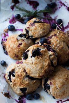 Vegan Blueberry Scones | TGH Magazine