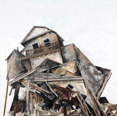 Pittsburgh, PA artist Seth Clark