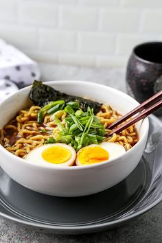 """Easy Ramen Recipe 