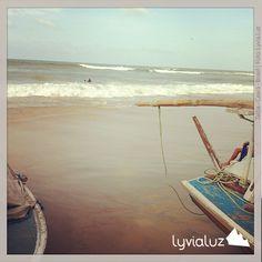 #art #arte #decor #photoday #fotografia #momento #taiba #ceara #beach #brasil #brazil #ocean #barco #ondas