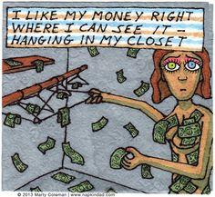 Money Clothes - Shop 'Til You Drop #4