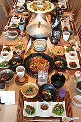寒露の料理 「秋の味覚で中華パーティー」
