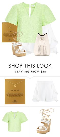 """Lunch/Shopping"" by kaciwiens on Polyvore featuring Dogeared, Natasha Zinko, Stuart Weitzman and Tom Ford"