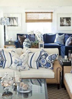 Delightful ComfyDwelling.com » Blog Archive » 59 Beach And Coastal Living Room Decor  Ideas