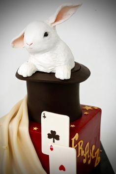 Magic rabbit by Olga Danilova