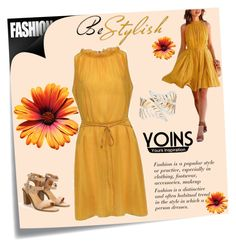 """""""Be Stylish"""" by seadbeady ❤ liked on Polyvore featuring Post-It and yoins"""