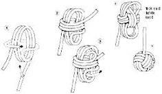 Monkey knots key ring tuto (Google)