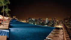 Luxurious Hotel Pools
