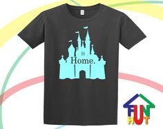 Princess Inspired Princess Castle Home Youth Girls Shirt by Funhut