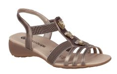 Remonte R5258 Ladies Elasticated Casual Sandal - Robin Elt Shoes  http://www.robineltshoes.co.uk/store/search/brand/Remonte/ #Spring #Summer #SS14 #2014 #Sandals