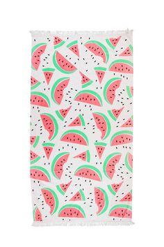 Adult 66 X 35 Inch 2019 Fashion Tommy Hilfiger Plush Beach Towel Tropical Prints