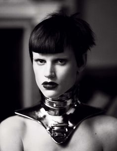 Fashiontography: Metal Headz by Mert & Marcus