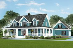 Plan #929-553 - Houseplans.com