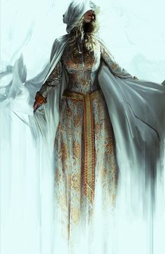 Celaena Sardothien from Throne of Glass by Sarah J. Maas