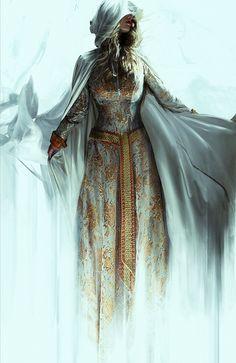 Celaena Sardothien from Throne of Glass by Sarah J. Maas