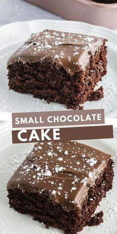 Chocolate Snacks, Salted Chocolate, Chocolate Cakes, Baking Recipes, Cake Recipes, Dessert Recipes, Baking Ideas, Fun Desserts, Delicious Desserts