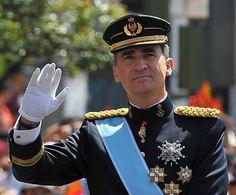 SM el Rey Felipe VI el día de su proclamación como Rey de España. 19-06-2016. (@MonarquiaEspana) | Twitter