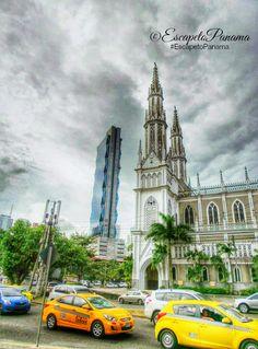 Estructuras de las Iglesias en Panamá #Panamá - @HIMGPanama